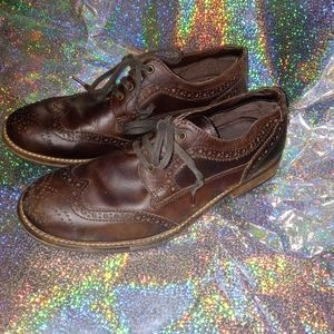 Franco Fortini Lace Up Oxfords